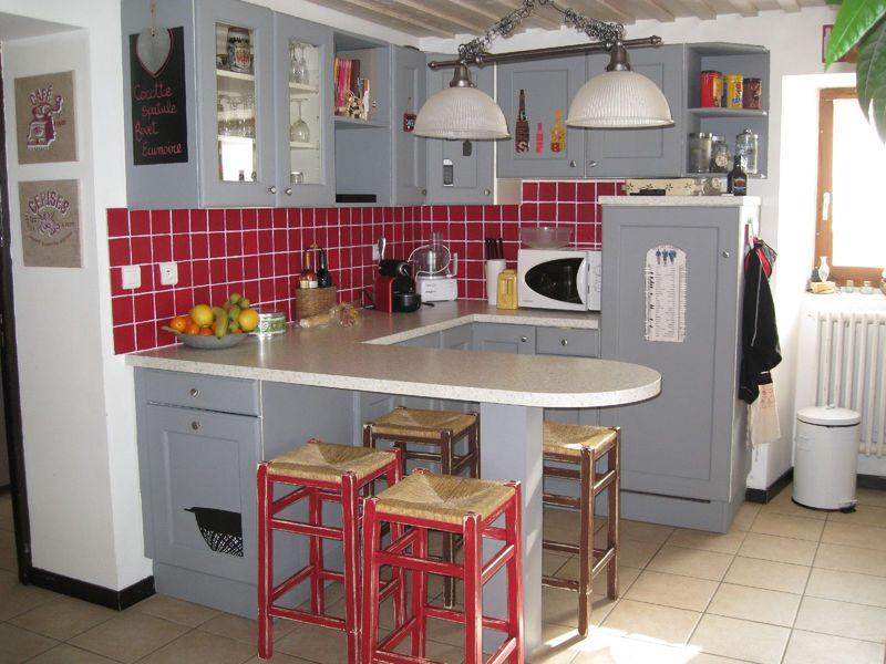 Moncarnetdetendances rangement - Transformer une table de cuisine ...
